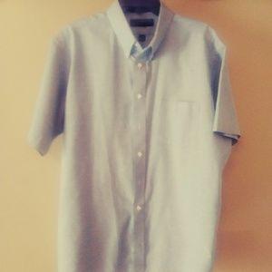 Claybrook Wrinkle Free Oxford Shirt